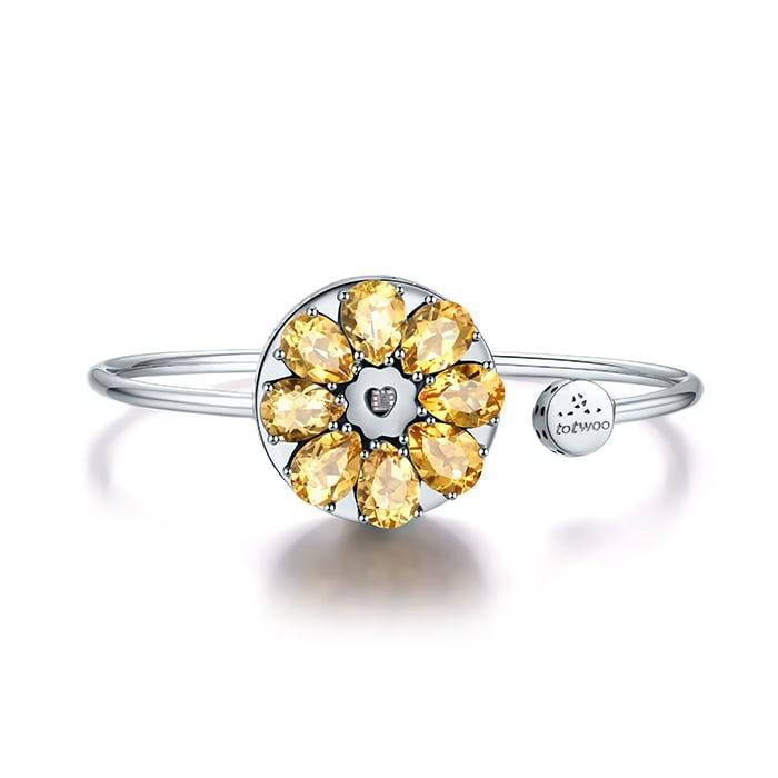 totwoo-bracelet-gemstone-crystal-orange-1