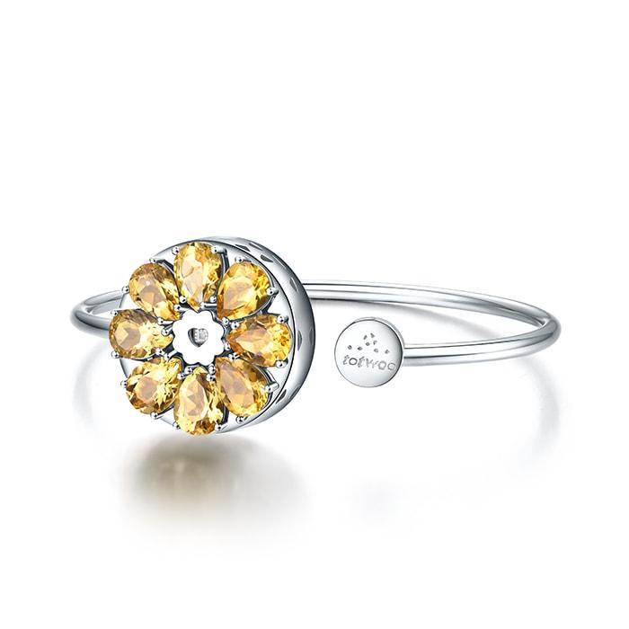 totwoo-bracelet-gemstone-crystal-orange-2