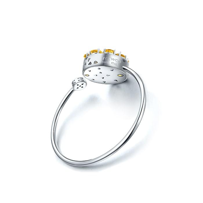 totwoo-bracelet-gemstone-crystal-orange-3