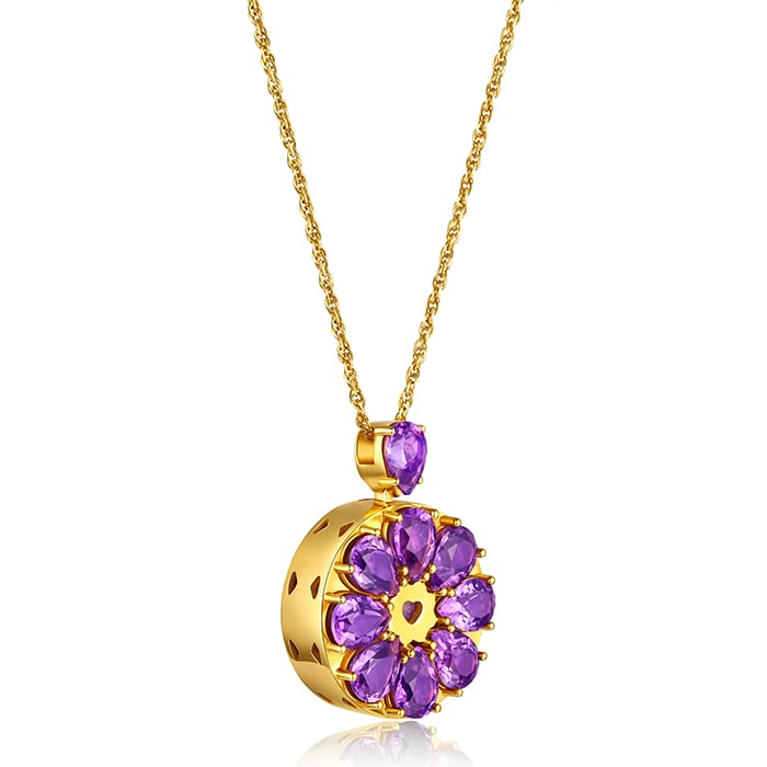 totwoo-necklace-swarovski-crystal-purple-gold-2