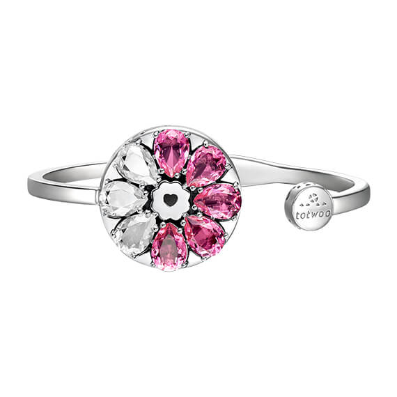 Sweetheart Swarovski Crystal Bracelet