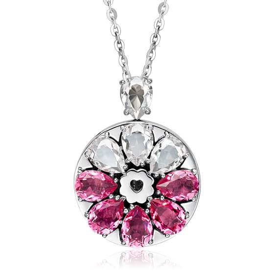 Sweetheart Swarovski Crystal Pendant
