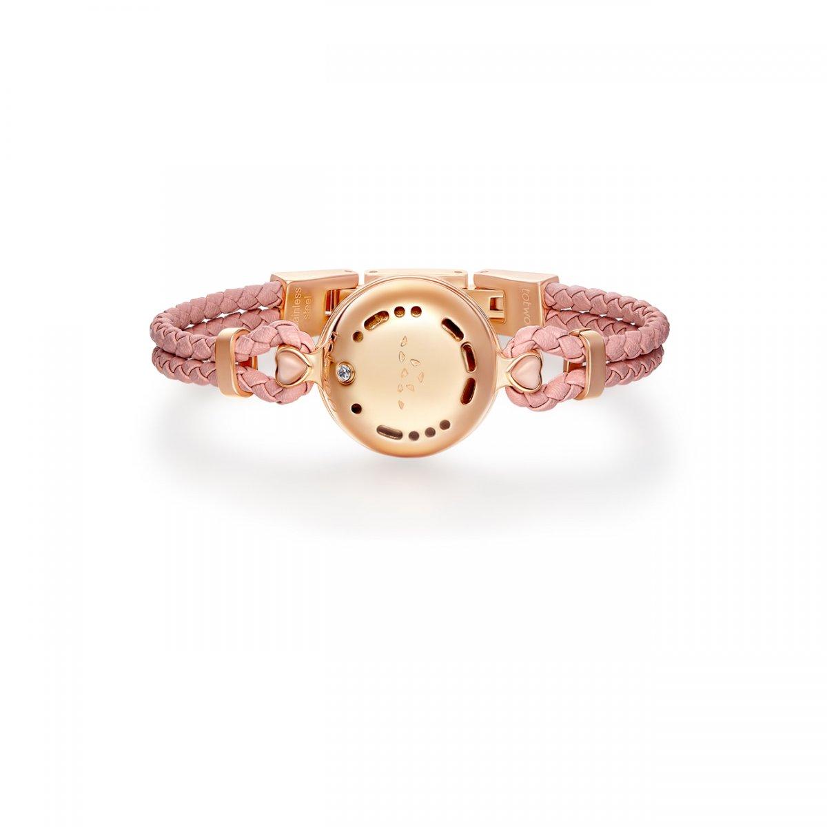 Fairy morse code bracelet
