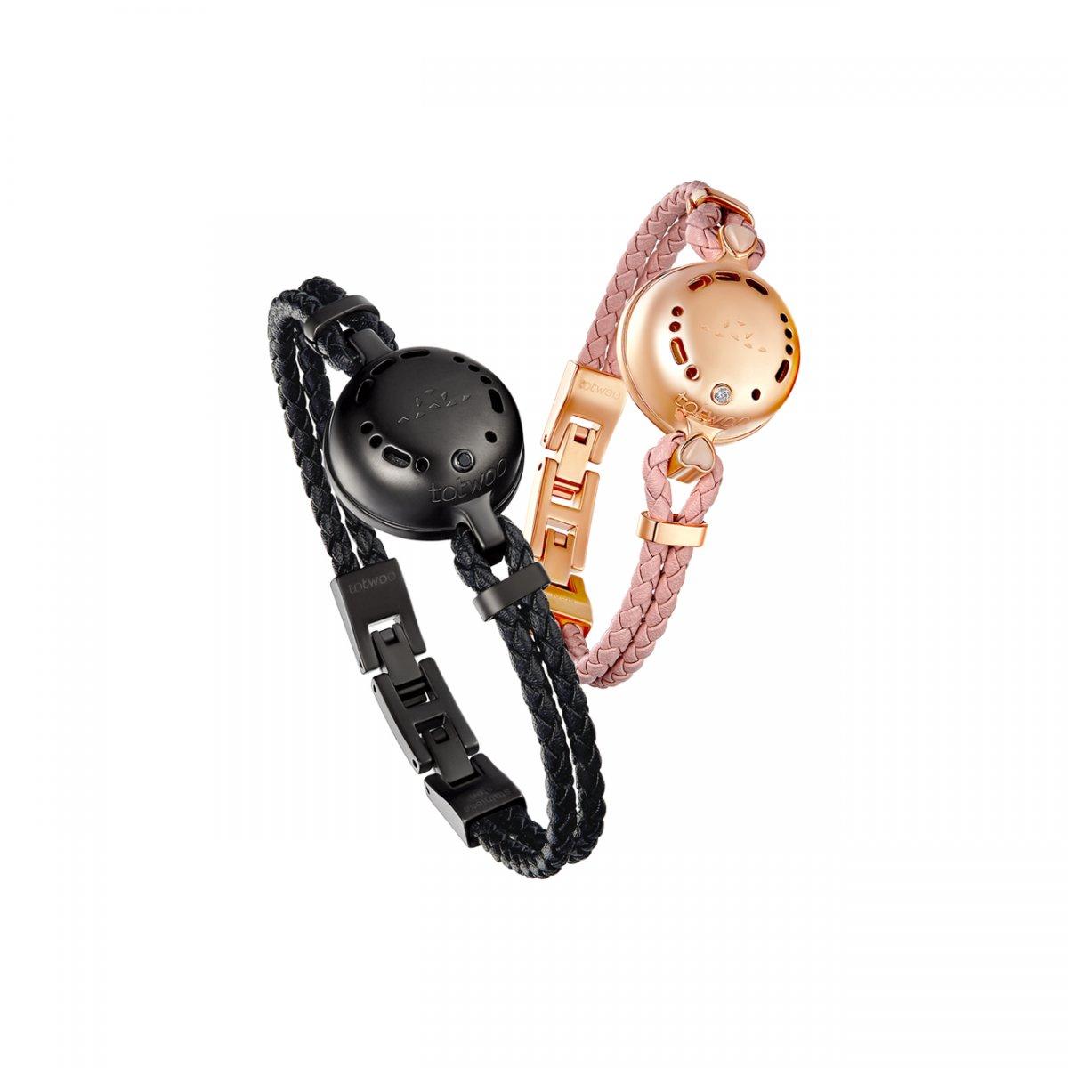 morse code couple bracelet