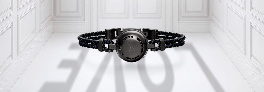 Totwoo morse code bracelet