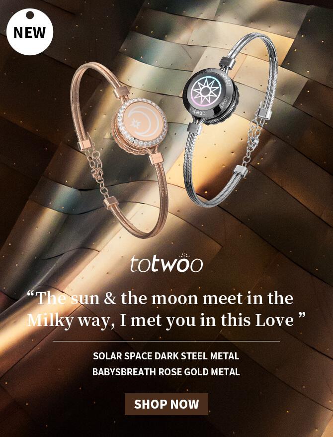 Totwoo Smart Jewelry bracelets