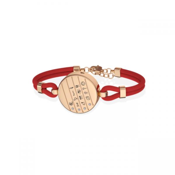love letter couple bracelets